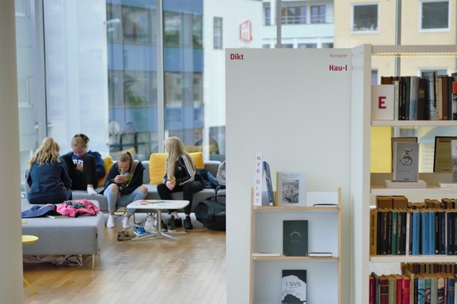 Molde bibliotek