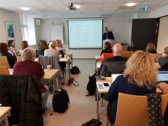 Eirik Jenssen snakkar om beredskapsplan